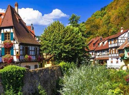 Prodloužený eurovíkend: malebné Alsasko a vinice s průvodcem