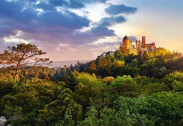 Prodloužený víkend s českým průvodcem: Lisabon - Sintra - Sesimbra - Arrábida