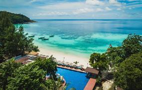 Pobyt u moře - ostrovy Koh Lipe a Langkawi