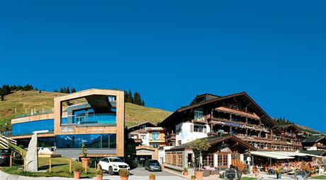 Das Alpenwelt Resort Lifestyle Family Spa
