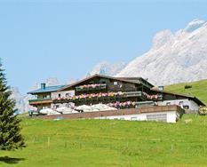 Almhotel Kopphütte - léto 2021 ***