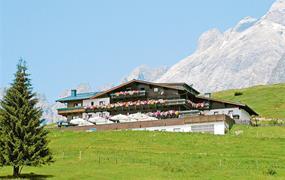 Almhotel Kopphütte - léto 2021