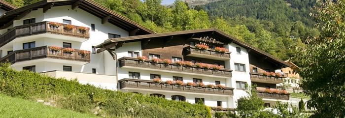 Hotel Alpenfriede - léto 2021