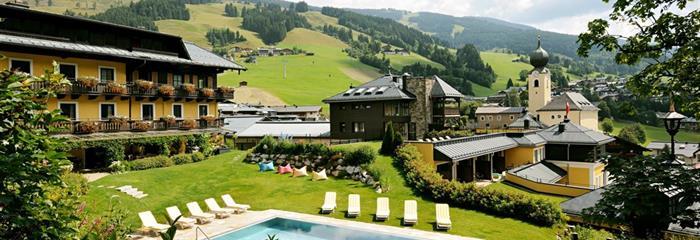 Hotel Saalbacher Hof - léto 2021