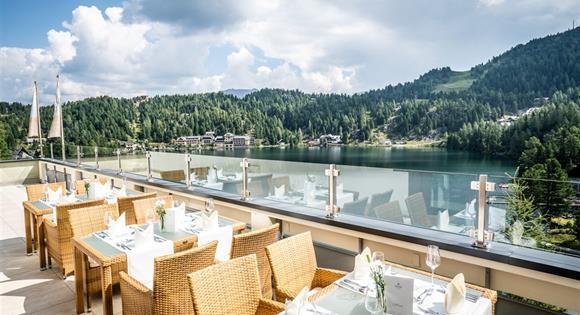Panorama Hotel Turracher Höhe - léto 2021
