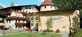 Ferienhotel Alber - léto 2021