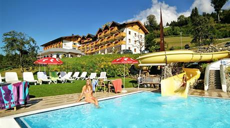 Ferienhotel Glocknerhof - léto 2021