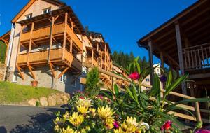 Hotel Almresort Nassfeld - léto 2021