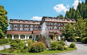 Alpenhotel Weitlanbrunn - léto 2021