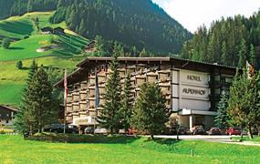 Hotel Alpenhof - léto 2021