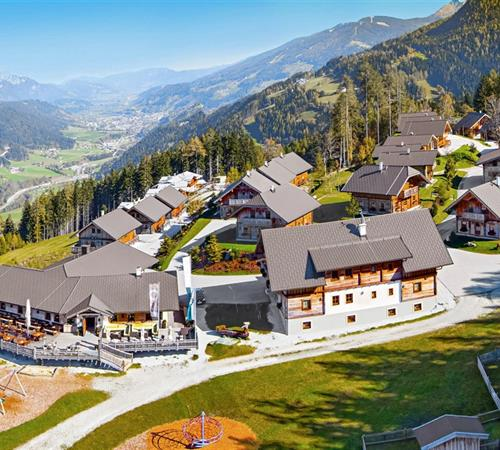 Hotel Almwelt Austria - léto 2021
