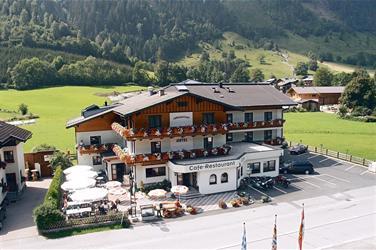Hotel Wasserfall - léto 2021