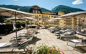 Mondi Hotel Bellevue Gastein - léto 2021