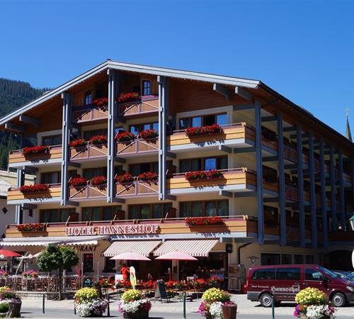 Hanneshof Resort - léto 2021