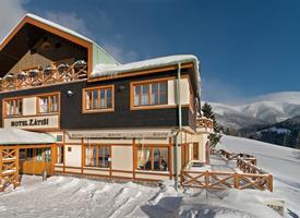 Hotel Zátiší - zima 2020/21