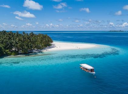 Fihalhohi Island Resort 3+ !!! All Inclusive za cenu plné penze !!!