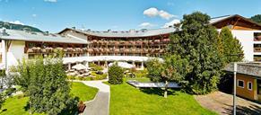 Das Alpenhaus Kaprun - léto 2021 ****