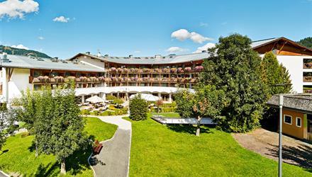 Das Alpenhaus Kaprun - léto 2021