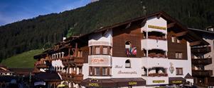 Hotel Brennerspitz - léto 2021