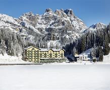 Grand Hotel Misurina - zima 2020/21