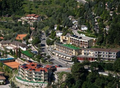 Hotel Bazzanega - léto 2021