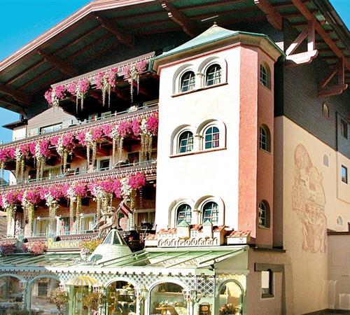 Boutiquehotel Bauer - léto 2021