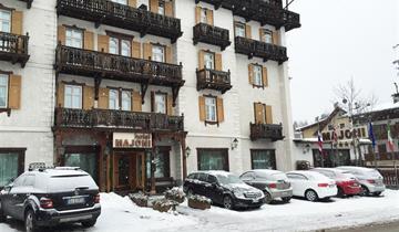 Hotel Majoni - zima 20/21