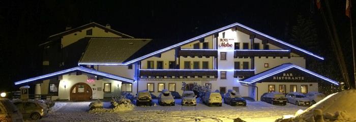 Hotel Molino - zima 20/21