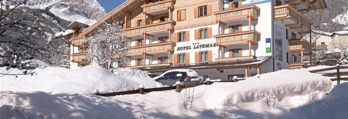 Hotel Latemar - zima 20/21
