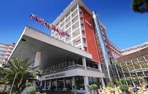 Life Class Grand Hotel Portorož + - léto 2021