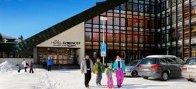 Wellness Hotel Svornost - zima 2020/21