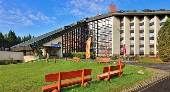 Wellness Hotel Svornost - léto 2021
