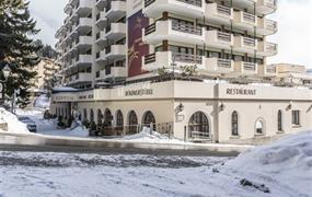 Central Sporthotel Davos - zima 20/21