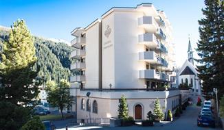 Central Sporthotel Davos - léto 2021