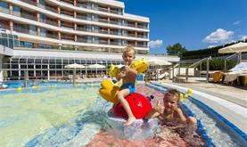 Hotel Livada Prestige (Terme 3000) - léto 2021