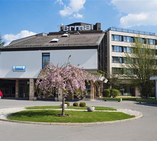 Hotel Termal (Terme 3000) - léto 2021
