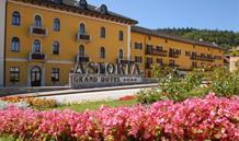 Grand Hotel Astoria - léto 2021