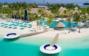 Kandima Maldives 5 - sleva až 35% a večeře ZDARMA