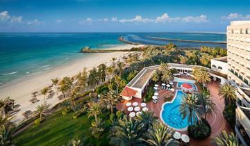 Ajman Hotel 5 - výborná cena s all inclusive při objednání do 29.1.