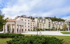 Grand Hotel Sava/Lux + a Hotel Zagreb - léto 2021