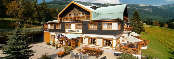 Hotel Zátiší - léto 2021