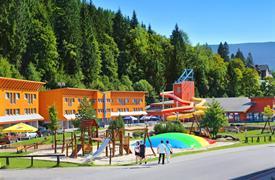 Hotel Aquapark - léto 2021