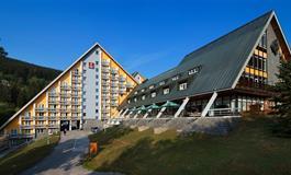 Clarion Hotel Špindlerův Mlýn - léto 2021 ****