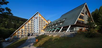 Clarion Hotel Špindlerův Mlýn - léto 2021