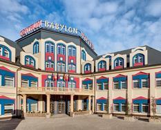 Wellness Hotel Babylon - balíček Zábava - léto 2021 ****