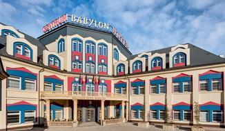 Wellness Hotel Babylon - balíček Zábava - léto 2021