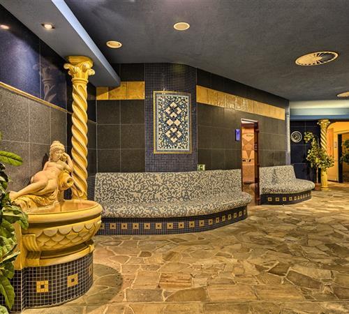 Wellness Hotel Babylon - balíček Wellness - léto 2021