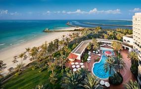Ajman Hotel 5 - výborná cena s all inclusive + pobyt pro dítě zdarma