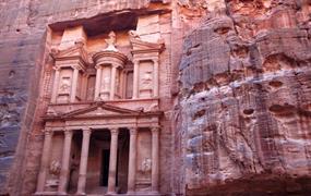 To nejkrásnější z Jordánska s průvodcem