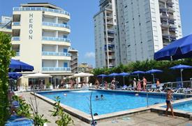 Hotel Heron & MaxiHeron - léto 2021